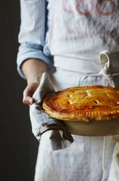 One day I will make a pie.