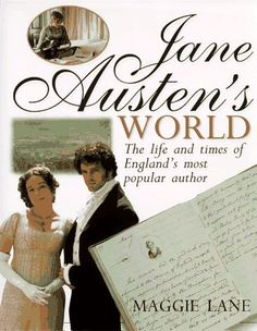 Jane Austen's World.  I have this book and love it. It is such a good introduction to Jane's life and the times she lived in. Great illustrations!