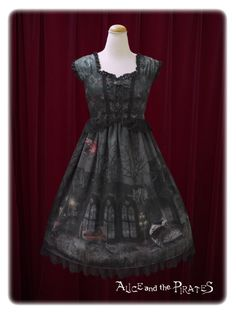 Alice and the Pirates Vampire Nocturne jumper skirt Ⅱ