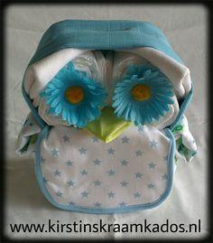 Uil van luiers/Diaper owl
