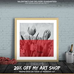 Time is running out for 20% OFF + guaranteed delivery for Valentine's Day! ☞  Rosa Picnic | Art | Gift Ideas | Decor | Wall Art | Collage | Accessories | Home Decor | Clothes