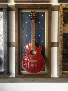 Guitar Display Case, Display Cases, Frame, Home Decor, Picture Frame, Cabinets, Decoration Home, Display Cabinets, Room Decor
