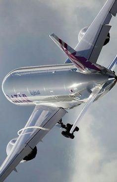Boeing 787 - Qatar Airways.
