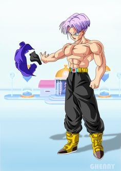 DeviantArt: More Like Dragon Ball Super - Black Goku vs Trunks by ghenny Dragon Ball Z, Madara Wallpaper, Trunks Dbz, Fan Art, Anime Characters, Manga Anime, Like4like, Super Trunks, Dbz Memes