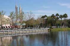 Celebration Lake   Beyond Now (by Alex Sievers) Celebration, Florida, The Florida