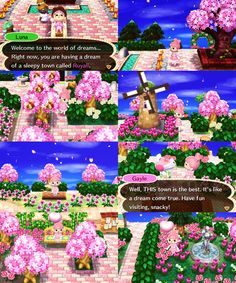 fave: Royall - dreamcode ♥ ♥ 6500 - 3304 - 9459 - really cute town with well…