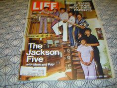 Rock Stars at home with their parents The Jackson by LONLAR803, $20.00