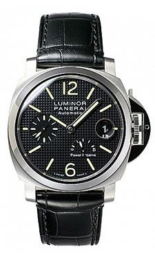 4f7868df48c Panerai PAM00090 Luminor Power Reserve Watch
