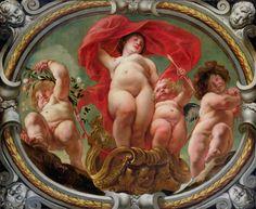 Gêmeos | O zodíaco no teto da Galeria Oriente