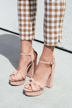 LR x Kate Brien featuring the Arbella Platform Sandal