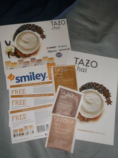 #SweetMeetsSpicy #smiley360 #chai #tazo #freeproducts This was delicious I especially like the vanilla caramel flavor! Thanks for the chance to try this for free i am now hooked!