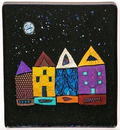Starry starry night Oklahoma City, Glass Design, Glass Art, Night, Gallery, Artist, Inspiration, Beautiful, Biblical Inspiration