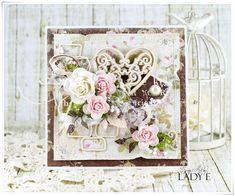 Wild Orchid Crafts: Card with Heart