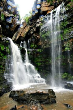 Akke Waterfalls, #Ghana