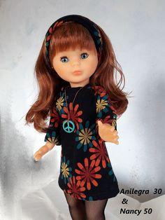 Como todos sabréis este año se celebra el 50 aniversario del nacimiento de la muñeca Nancy de Famosa Lo que no sabéis es que yo , ... Girl Doll Clothes, Girl Dolls, Pram Toys, Nancy Doll, Barbie, America Girl, Bjd Dolls, Disney Princess, Aurora