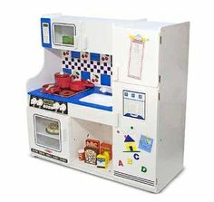 Best Toys for Kids 2014: www.pipedreamtoys.com Deluxe Pretend Play Kitchen