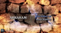 Abraham: Father of Faith — The Calling Psalm 83, Genesis 32, The Calling, Father, Roots, Youtube, Dads, Youtubers
