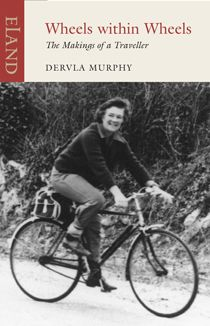 She rode her bike from Ireland to India! I saw her speak at Harbourfront, what an incredible inspiration. I've got to read Wheels within Wheels by Dervla Murphy