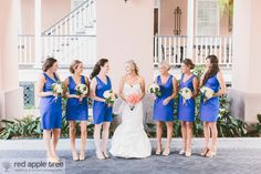 red apple tree photography: Mary Jean + Mitch Wedding