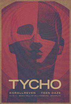Tycho Music Hall of Williamsburg Print