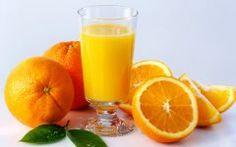 Suco Detox Energizante de Laranja com Limão