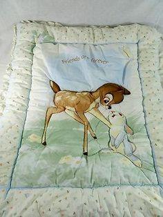 Disney Bambi Baby Comforter Crib Nursery Bedding - Ad#: 2752010 ...                                                                                                                                                                                 More