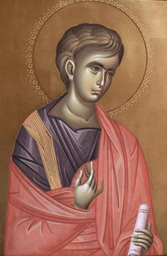 Religious Icons, Religious Art, Church Interior, Orthodox Icons, St Thomas, Jesus Christ, Saints, Statue, Painting