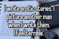22 Confessions From People Who Write Erotica