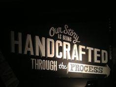 Jeff Rogers: Lettering Large in LA by Machas , via Behance Hand Lettering, Typography, Wall Art, Behance, Type, Logo, Twitter, Design, Letterpress