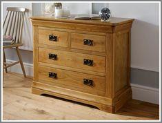 dresser Farmhouse drawer chest-#dresser #Farmhouse #drawer #chest Please Click Link To Find More Reference,,, ENJOY!! Dresser Under Bed, 3 Drawer Dresser, Dresser As Nightstand, Chest Of Drawers, Chest Dresser, Brown Master Bedroom, Oak Wardrobe, Oak Bedroom Furniture, Diy Bed