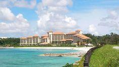 Busena Resort Hotel Okinawa, Japan