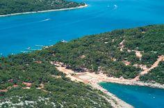 Camping POLJANA, Mali LoŠinj (Croatia): http://www.topcampings.com/en/camping/43/Camping-POLJANA.html
