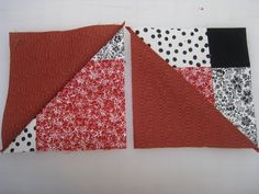 Ros-the-quilter: Disappearing Nine Patch, Second Generation!