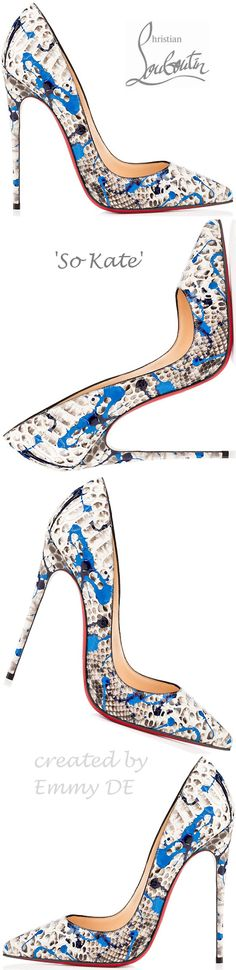 Brilliant Luxury Christian Louboutin