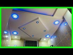 Como hacer un techo para baño en Gypsum Board (Fascia) - YouTube