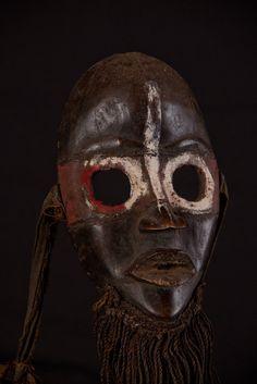 Dan mask, Ivory Cost, Africa