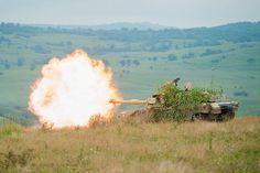 Photo: M1A2 in Romania