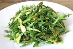 Raw Vegan Green Monster Salad by RawFoodforLife.org