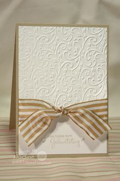 Geburtstagskarte Stampin' Up! Happy Birthday Card
