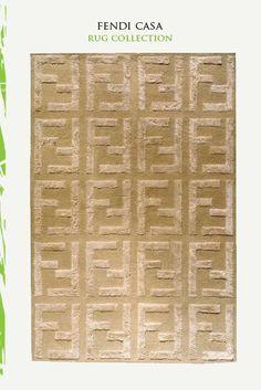 Fendi Casa rug | The House of Beccaria#