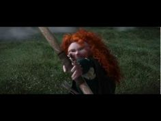 Disney's upcoming movie: 'Brave' - featuring Pixar's first female protagonist, archer & princess, Merida - Can't wait!
