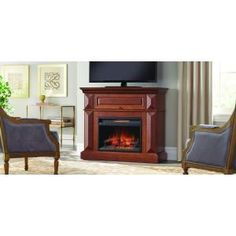 Petite Foyer Fireplace from Big Lots 19999 Electric
