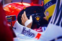 Ayrton Senna Magic Immortal: ayrton senna fotos