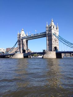 Tower bridge in all it's glory!