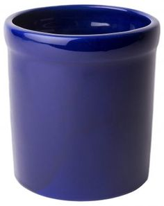 American Mug Pottery Ceramic Utensil Crock Utensil Holder, Made in USA, Blue Cooking Utensil Holder, Ceramic Utensil Holder, Utensil Caddy, Kitchen Utensil Holder, Cooking Utensils, Kitchen Jars, Kitchen Utensils, Kitchen Decor, Wine Bucket