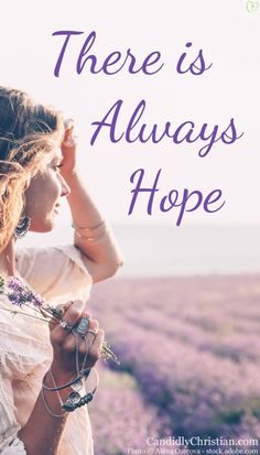 There is Always Hope... http://candidlychristian.com/weeping-may-endure/