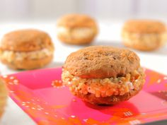 Carrot Cake Whoopie Pies from FoodNetwork.com