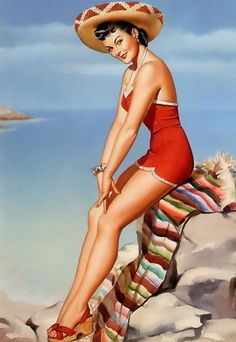 Pin-Up Art