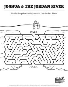 1000 images about ot jozua joshua on pinterest bible for Joshua crafts for sunday school