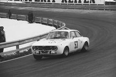 Toine Hezemans Autodelta Alfa Romeo 1970 Austria Trophea Salzburgring